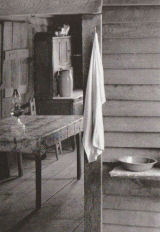 Walker Evans: Farmer´s kitchen
